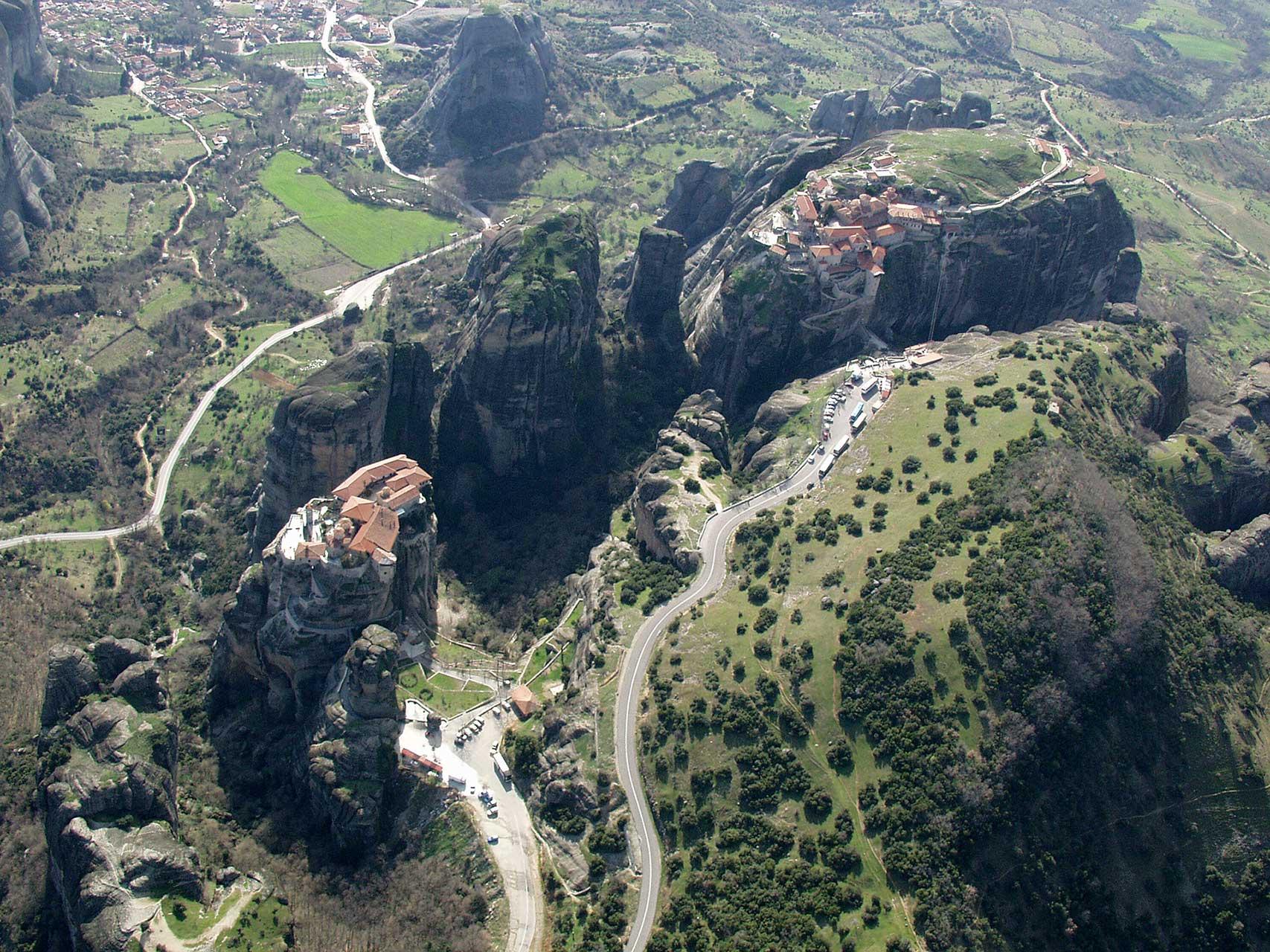 Φυσικό περιβάλλον – Γεωλογία – Infotourist Meteora d9df9d80c9c