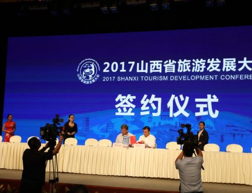 Στην Κίνα για την προώθηση των Μετεώρων και του Δήμου Καλαμπάκας ο Δήμαρχος κ. Χρ. Σινάνης